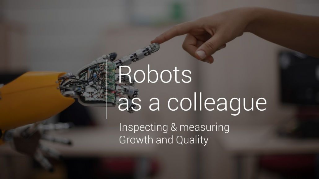 Robots als collega masterclass