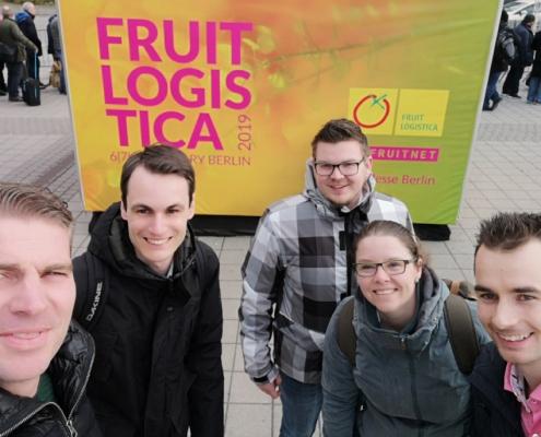 Fruit Logistica Gearbox