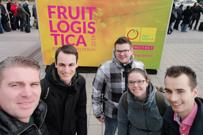 Fruit Logistica Gearbox